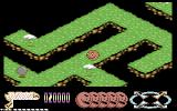 4th Dimension Commodore 64 Mission Impossibubble: Looking for pieces of a scroll