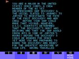 2010: The Text Adventure Game Coleco Adam Intro story, pt. 1
