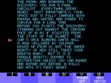 2010: The Text Adventure Game Coleco Adam Intro story, pt. 3 - now we can start interacting with the game
