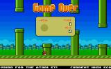 FlappyBird Atari ST Game over (STE)