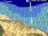Xevious 3D/G  Arcade now, Xevious wants turn into 1942