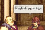 Fire Emblem: The Sacred Stones Game Boy Advance Enemies talk