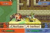 Fire Emblem: The Sacred Stones Game Boy Advance My knight has bad weapon