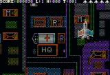 Phantoms Five Apple II Attack the HQ - but avoid the hospital