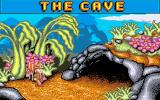 Adventures in Math Amiga Entering the cave