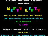 Nifty Lifty (ZX Spectrum