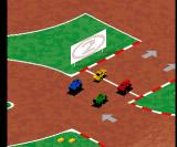 Skidmarks Amiga Fourth race