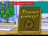 Treasure Galaxy! Macintosh Title screen