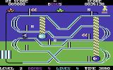 Kong Strikes Back! Commodore 64 Avoid the obstacles