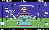 Kong Strikes Back! Commodore 64 There's the giant ape