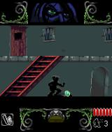 Thief: Deadly Shadows - Episode 1 J2ME Picking up a gem from a body