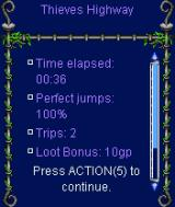 Thief: Deadly Shadows - Episode 1 J2ME Rooftop level completed