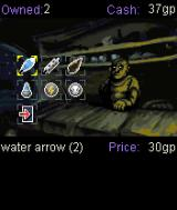 Thief: Deadly Shadows - Episode 1 J2ME Buying some new items