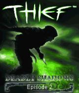 Thief: Deadly Shadows - Episode 2 J2ME Title screen