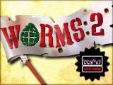 Worms 2 Windows Title screen