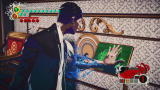 Killer is Dead Windows Disguise your arm as a human hand to interact with panels.