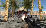 Serious Sam 3: BFE Windows Blow up an enemy and all nearby ones will be affected too.