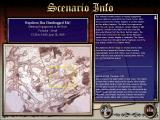 Waterloo: Napoleon's Last Battle Windows Scenario Information screen