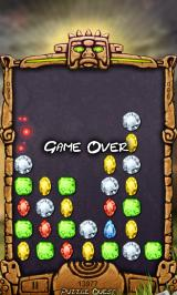 Tap Jewels Android Game over - no more moves