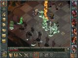 Baldur's Gate: Tales of the Sword Coast Windows Battle on a chessboard, and with chess set rules.