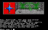 Dungeons, Amethysts, Alchemists 'n' Everythin' Atari ST You start in a cell