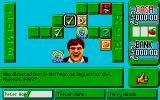Emlyn Hughes Arcade Quiz Atari ST This is how happy he looks when you give the right answer