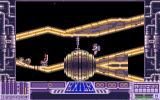 Exile Atari ST The player starts aboard a space ship