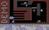 Sword of Kadash Commodore 64 Demo mode
