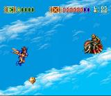 Skyblazer SNES The enemy design is somewhat idiosyncratic