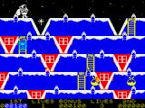 Merry Xmas Santa ZX Spectrum Second level