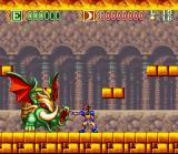 Skyblazer SNES The Elephantturtledragon