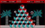 Tut-Busters DOS Something tells me this jump won't end well... (CGA w/RGB monitor)