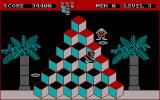 Tut-Busters DOS Try to catch me, Pharaonic freaks! (CGA w/RGB monitor)