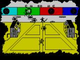 Cosmic Cruiser ZX Spectrum Second part of the game