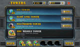 Fieldrunners 2 Android Overview of the available towers