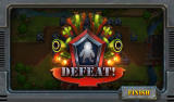 Fieldrunners 2 Android Defeat screen