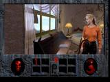 Roberta Williams' Phantasmagoria DOS ...and here is the same location with in-game pre-rendered images