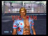 Tekken 4 PlayStation 2 Steve Win.