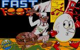 Fast Food Amiga Title screen