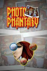 Photo Phantasy: Spot the Differences Nintendo DS Title screen.