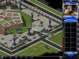 Command & Conquer: Red Alert 2 Windows Einstein's prism towers can combine energy for a stronger attack