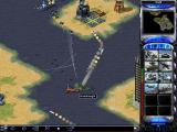 Command & Conquer: Red Alert 2 Windows Dreadnoughts are deadly against enemy structures but defenseless against air attacks