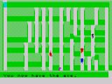 Escape ZX Spectrum Level 4