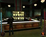 Vampire: The Masquerade - Bloodlines Windows In Chinatown, you visit a local exclusive club, with a traditionally dressed, cute female bartender and a rather intimidating animated bodyguard