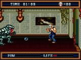 Splatterhouse 3 Genesis Pick up the orbs to build up the power meter in the bottom left corner.