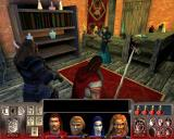 Vampire: The Masquerade - Redemption Windows Another shop, another animal, another eccentric owner