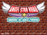 Angel Star Road Champion Carnival World GP 2008 Windows Title screen