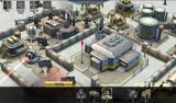 Call of Duty: Heroes Android Zoomed in view of a base