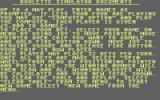 Casino Roulette Commodore 64 Game documentation
