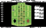 Casino Roulette Commodore 64 Placing bets